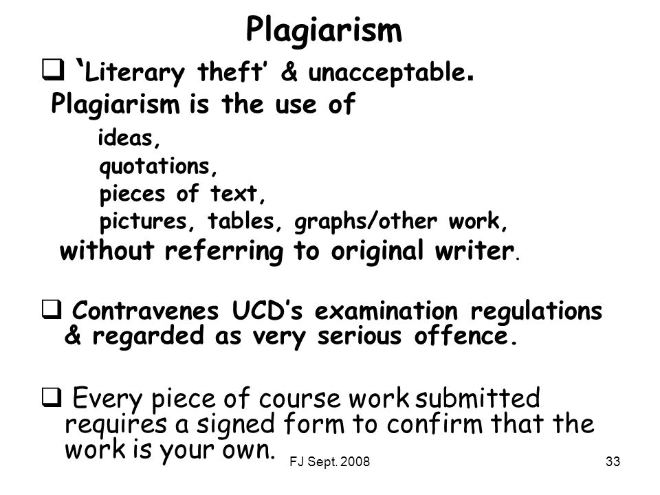 plagiarism literary essay Plagiarism is the wrongful appropriation and stealing and publication of another author's language, thoughts, ideas, or expressions and the representation of them as one's own original work plagiarism is considered academic dishonesty and a breach of journalistic ethics.