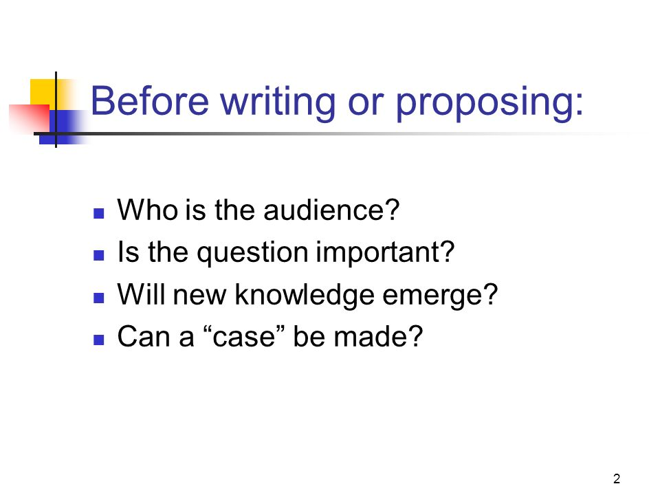Webinar Overview Types of grant proposals Know the grant maker Finding an  idea Constructing a research question Formulating a search strategy  Database     SlideShare