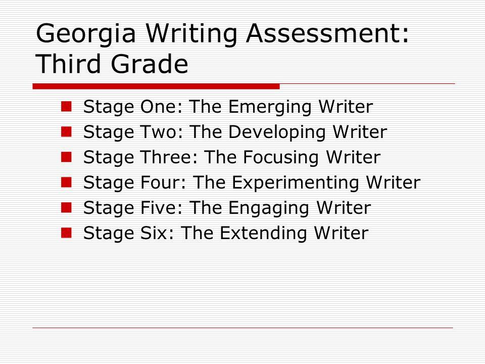 Rubric For 5Th Grade Essay