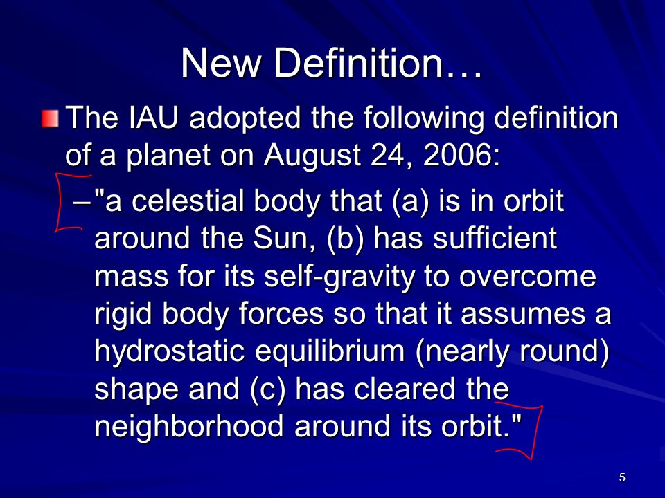 Formation Of The Solar System 2