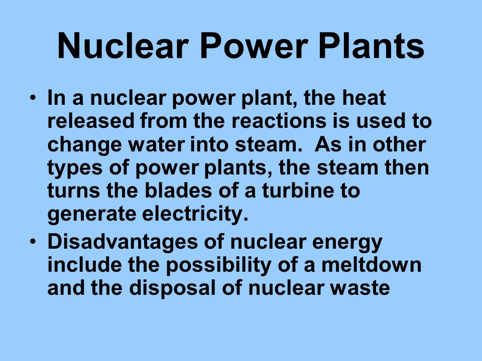 nuclear energy and how things have changed Our largest and best clean-air energy source is nuclear around the clock, nuclear supports us all in an environmentally-friendly way.