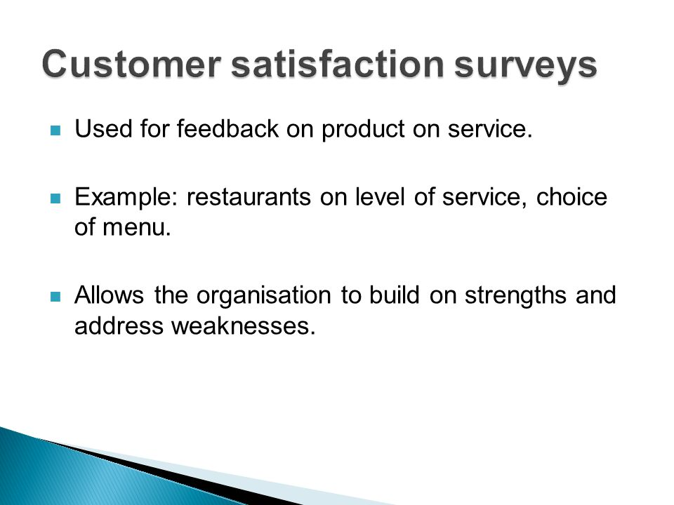 customer service policy for restaurant The customer service five - these five common ingredients are found in some of the industry's most successful customer-centric brands.