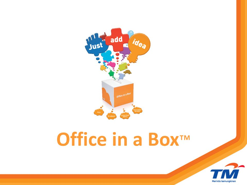 1 Office In A Box