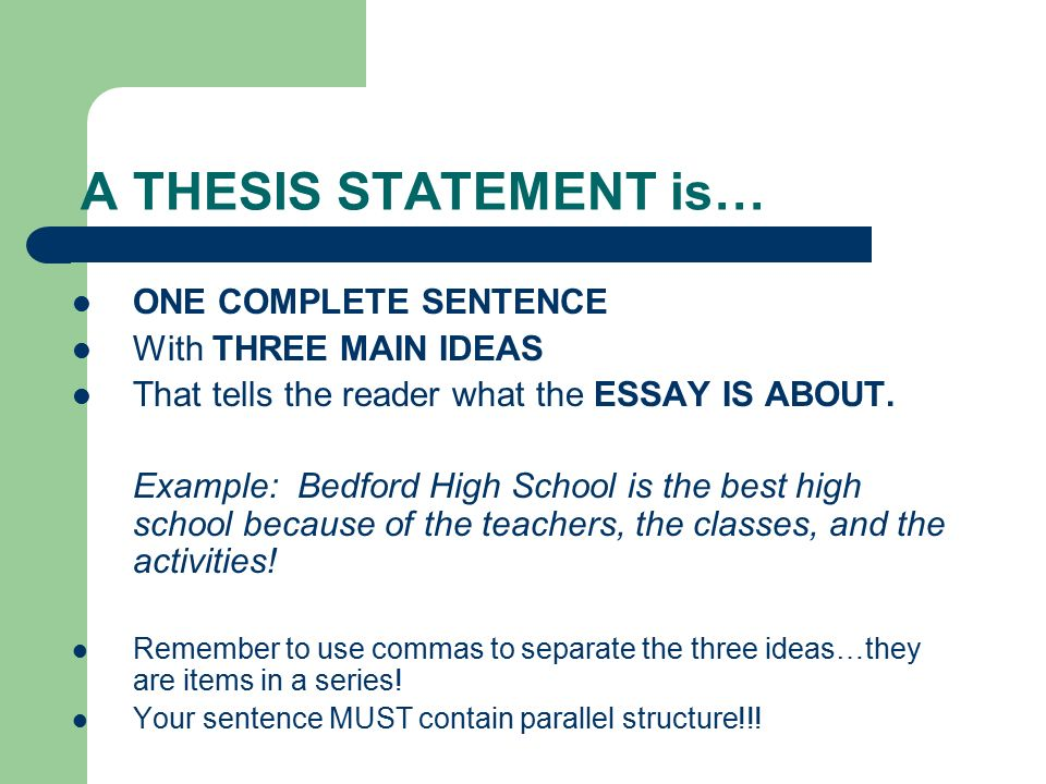 mla essay thesis statement Choose the best format for your thesis statement before creating itapa or mlathesis statement builder gives useful tips for choosing the format for statement.