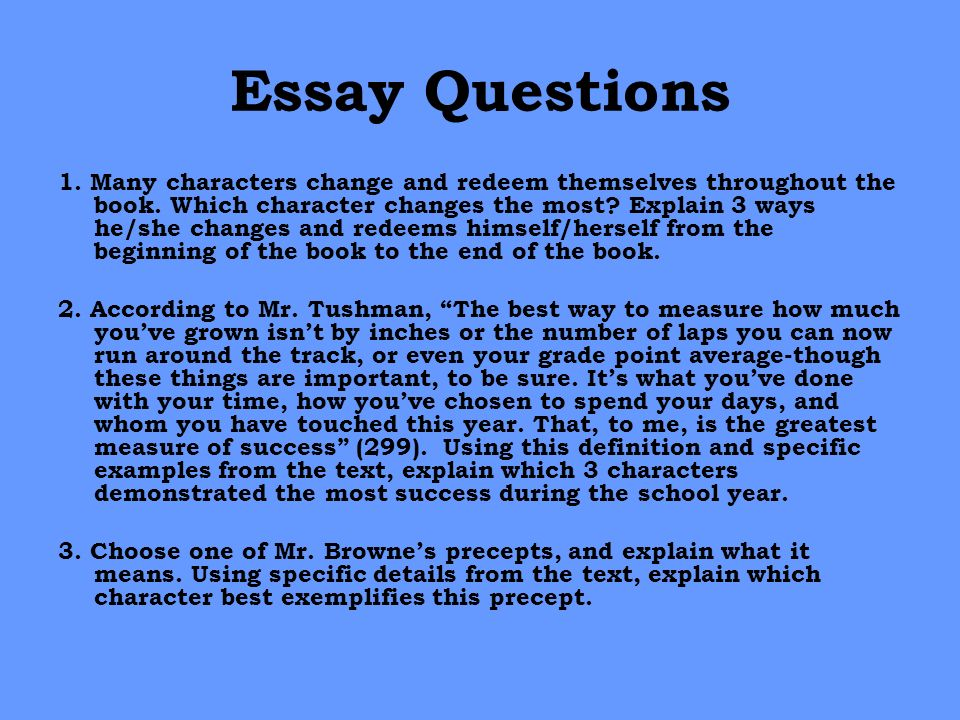 essay of the book i like the most Best help on how to write an analysis essay: analysis essay examples do not attempt to re-tell the book although not all of them like these essay types.