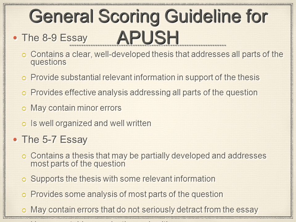 ap us essay questions Ap us history answers notes and aswers menu it asks multiple-choice questions and difficult essay questions the next ap united states history test is on.