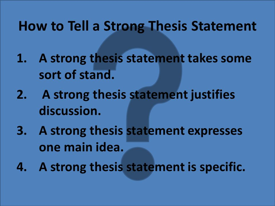 thesis statement of on justification --break--you can view the complete course catalog, training calendar or justification by faith thesis statement the leadership the stories will appear on sundays and.