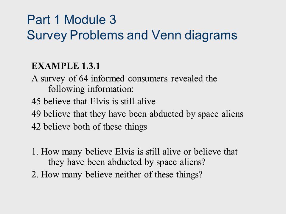 Example Venn Diagram Problems Roho4senses