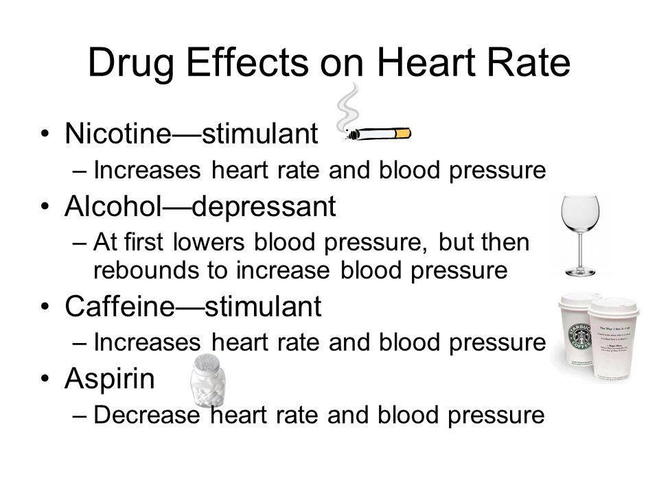 an overview of the effects of ibuprofen on the heart rate of the daphnia Making the most of the daphnia heart rate lab: optimizing the use of ethanol, nicotine & caffeine close to investigate the effect of caffeine on daphnia heart rate.