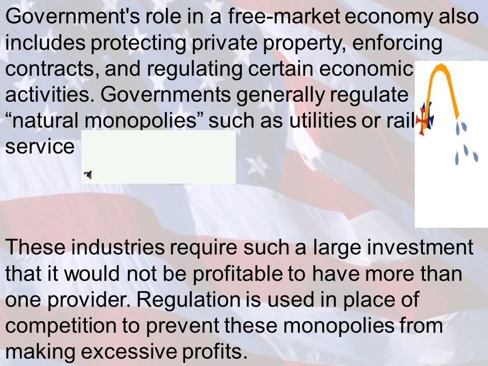 The Free Market System  The United States Of America  Ppt Download