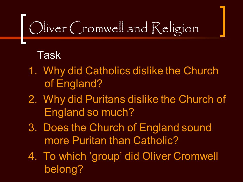 What was so wrong with puritans and why did people hate them so much?