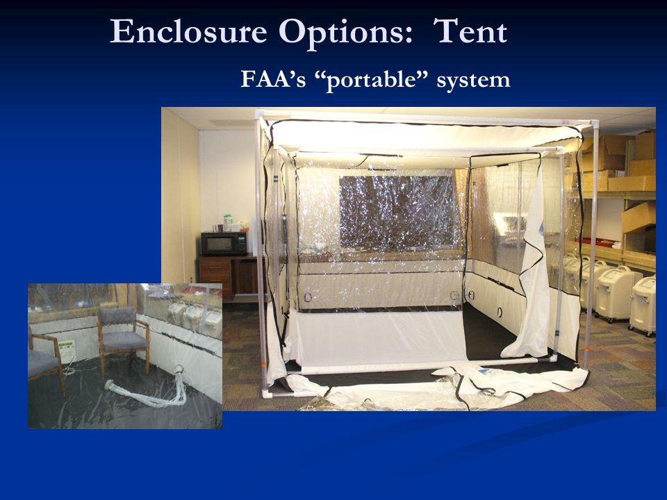 20 Enclosure Options Tent ... & High Altitude Training College of Aviation Glenn Harmon Aerospace ...