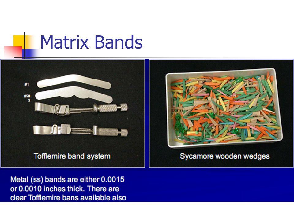 Matrix Bands