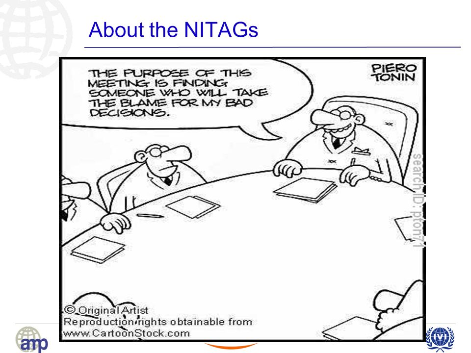 About the NITAGs