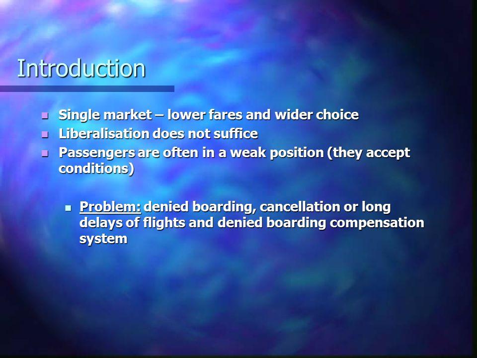 denied boarding compensation