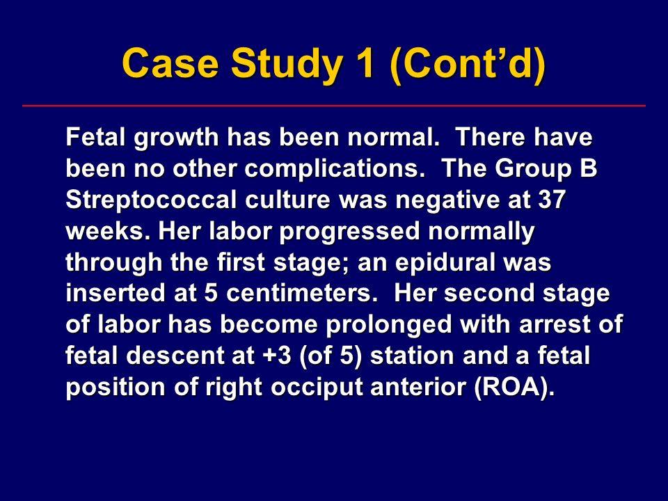medical malpractice case study