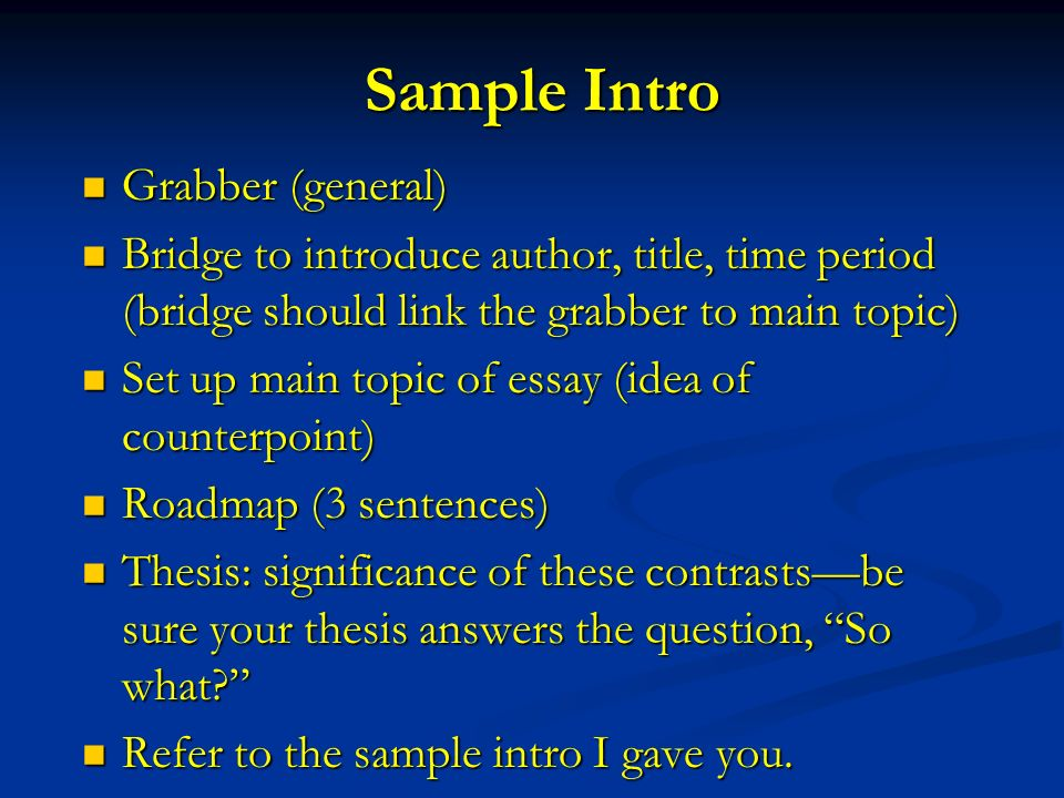 the great gatsby essay tips sample intro grabber general  sample intro grabber general grabber general bridge to introduce author title
