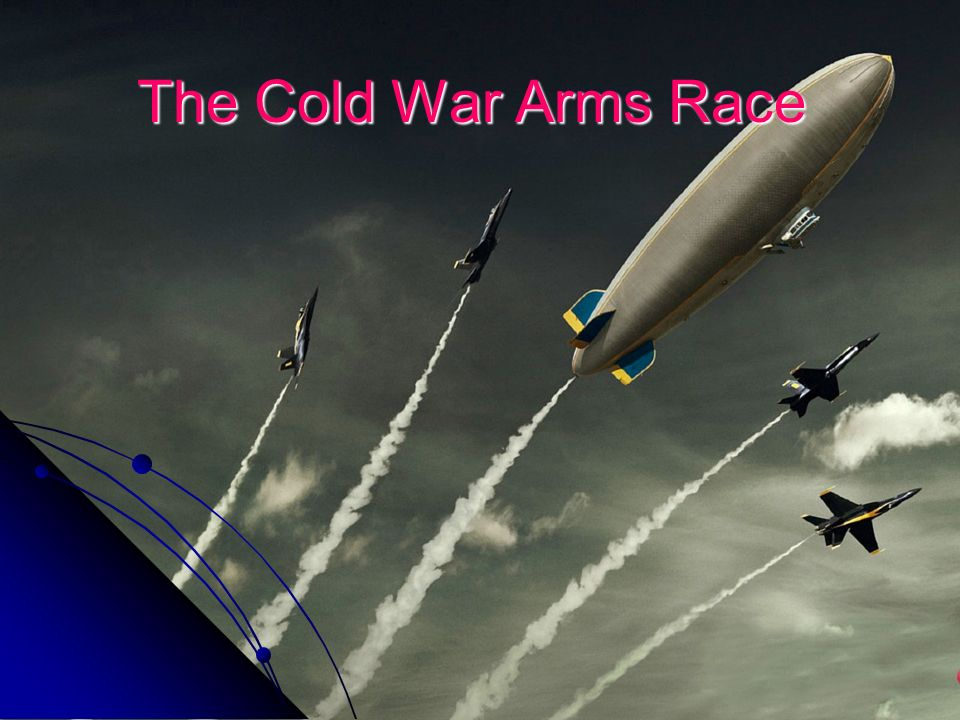 The Cold War Arms Race