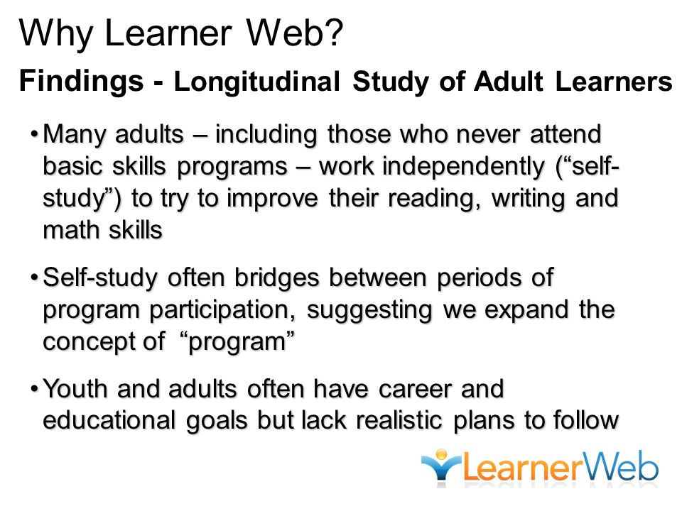 Learner Web Orientation and Refresher Workshop June 2010 Meeting ...