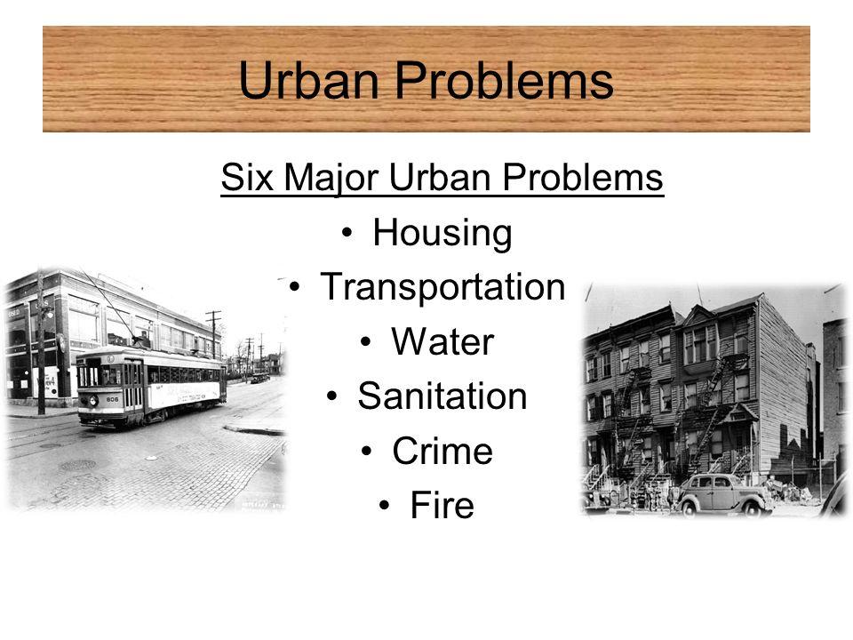 Section 6-2 Urbanization. Urban Opportunities Urbanization- growth ...