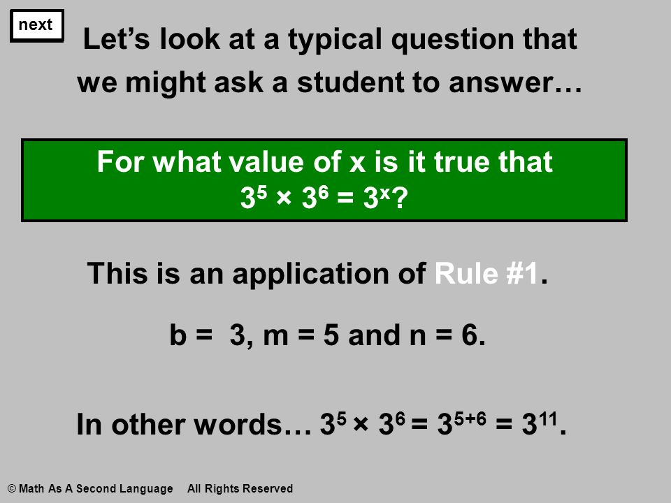 Unusual Answer Math Question Contemporary - Math Worksheets ...
