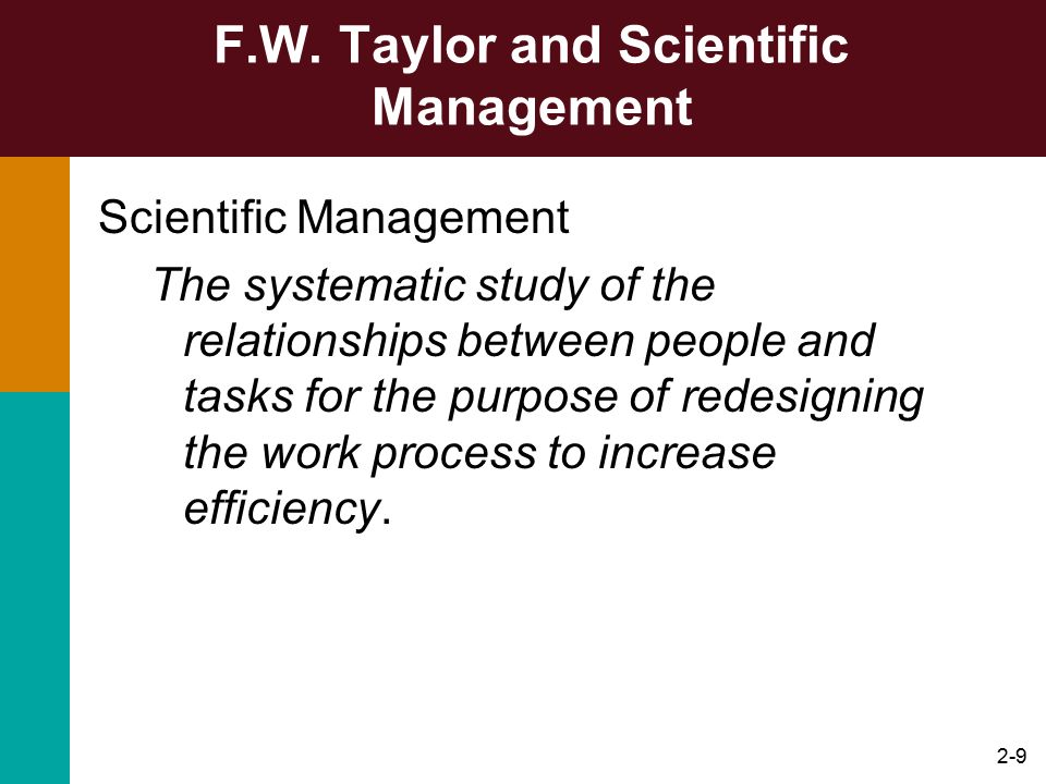 2-30 Behavioral Management Theory Behavioral Management –The study of how managers should personally behave to motivate employees and encourage them to perform at high levels and be committed to the achievement of organizational goals.