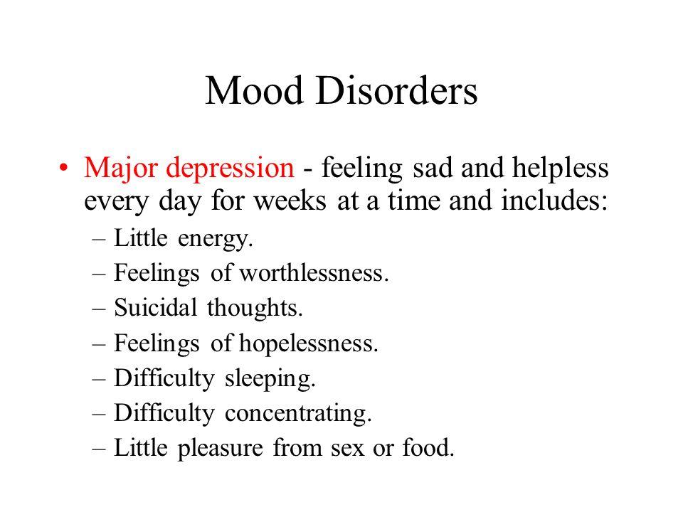 biological explanation of unipolar depression