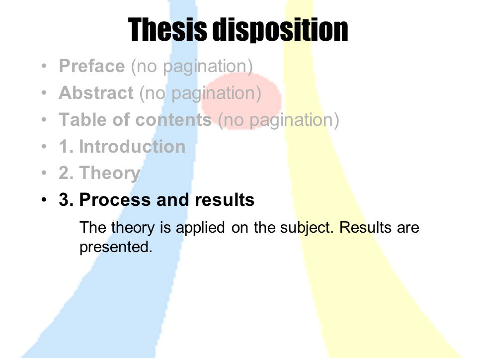 preface in phd thesis Examples of thesis and chapter formats when including publications page in the graduate research hub site.