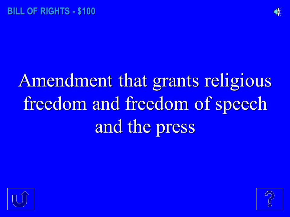 ARTICLES III - VI - $500 The main guideline for courts when hearing cases involving States and federal rights