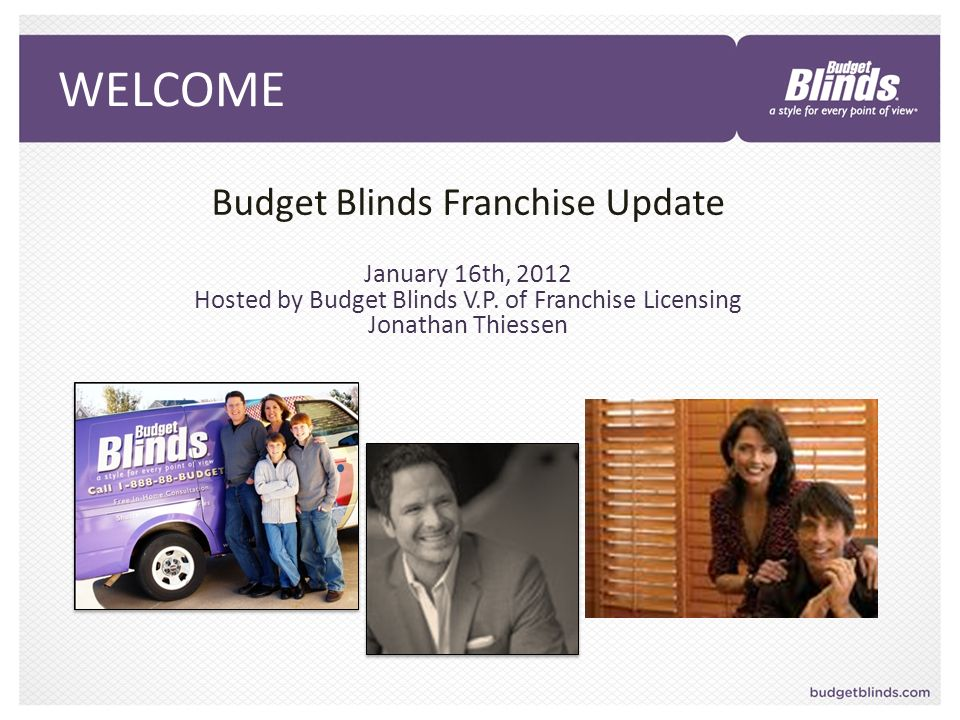 anniversary home concepts ten of budget franchise years blinds success celebrating