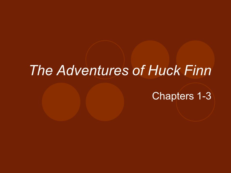 Reasons why is Huck Finn NOT a racist book?