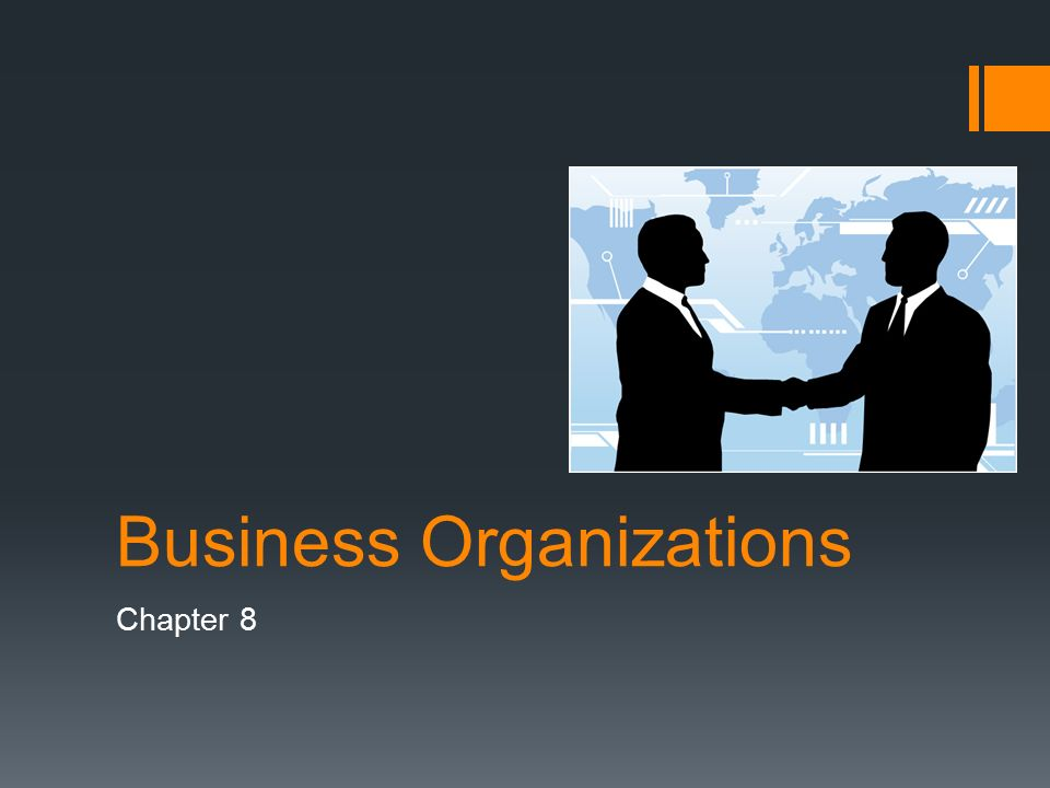 business organization Business is the activity of making one's living or making and other specific types of business organization protect their owners or shareholders from business.