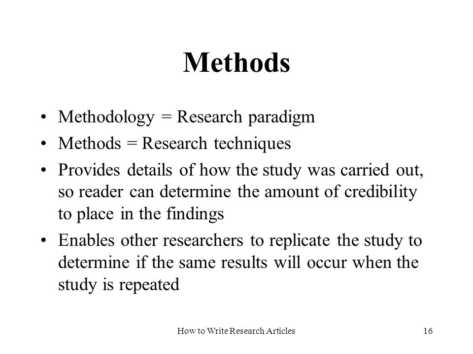 writing a methodology This article will discover basic methods that can assist students in writing methodology for a dissertation.