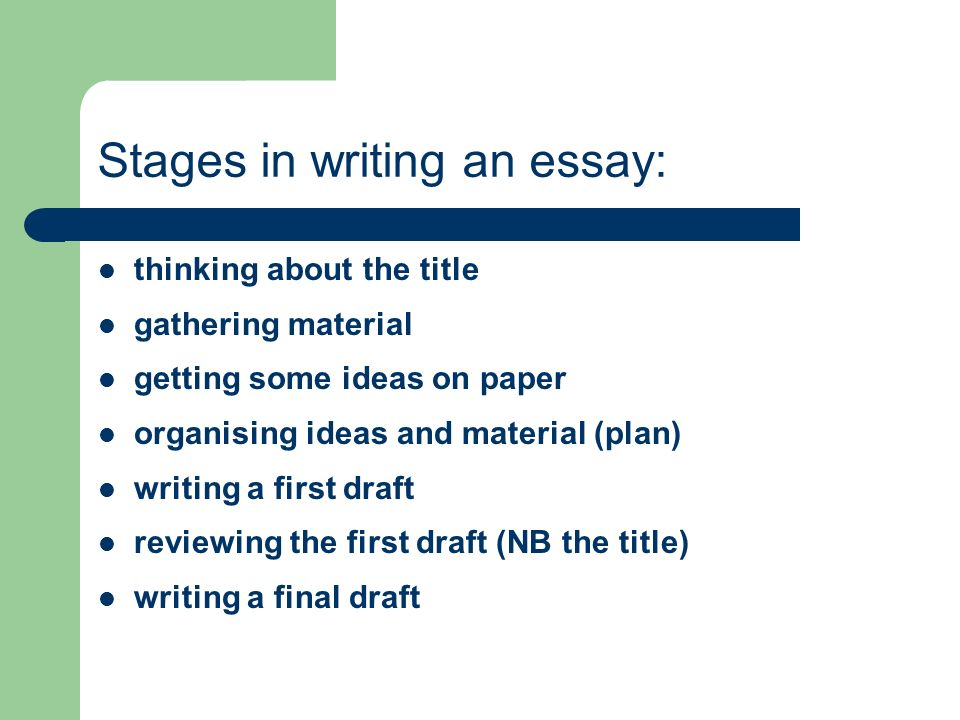 essay writing titles Essay title writing tips first, it is necessary to learn the key features of bad essay titles to avoid mistakes it is not a good idea to give too long titles to your paper.