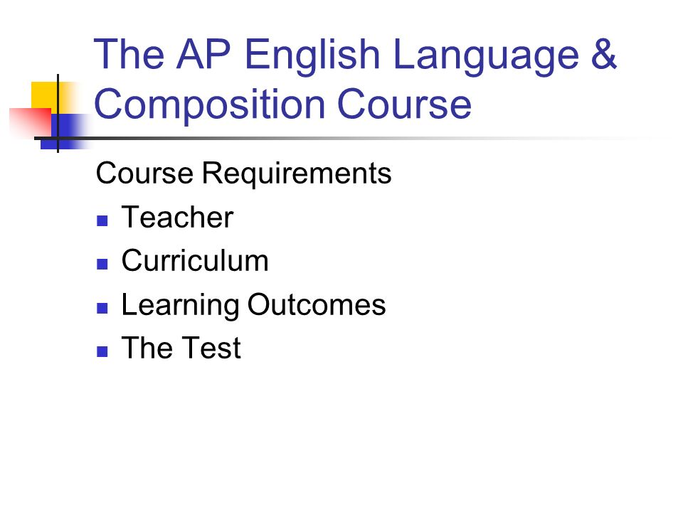 english literature composition ap essays Rubric for writing in ap literature and composition i will be using this rubric for all essay assignments 9-8 these essays effectively and cohesively address the prompt.