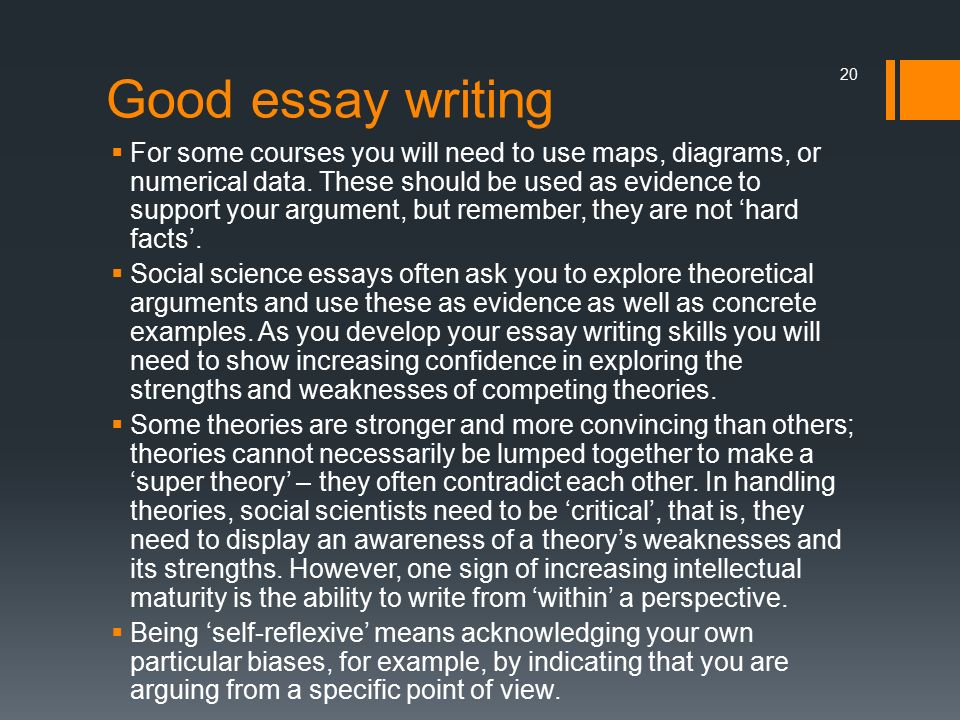 Need Help with Major Essay?(Don't worry, little minor help)?