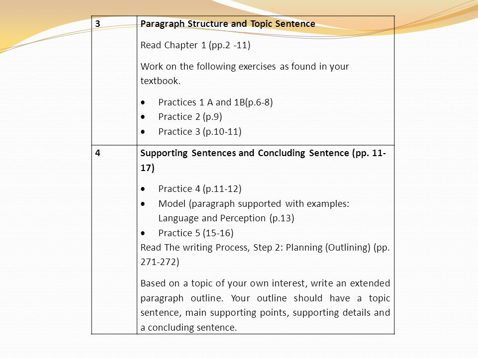 An effective essay involves developing an outline, planning topic sentences, and identifying supporting points?