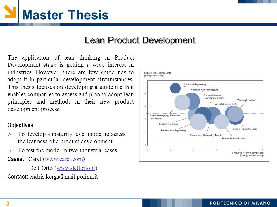 Development studies masters thesis topics