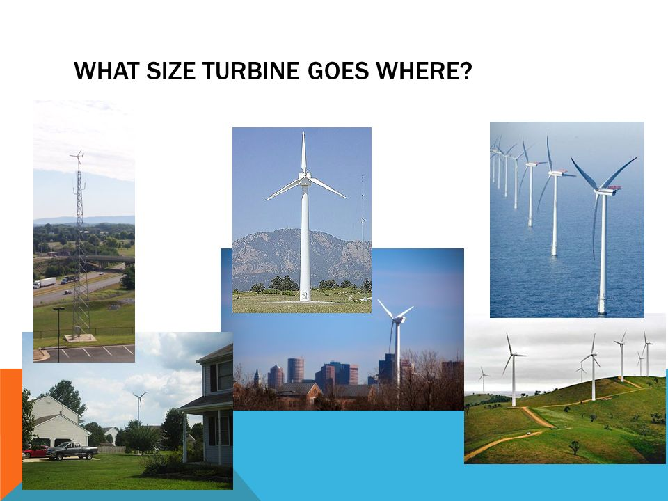 WHAT SIZE TURBINE GOES WHERE