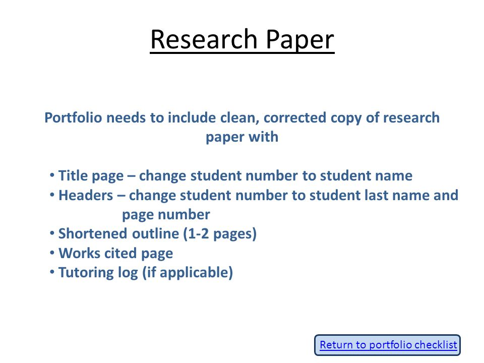 turabian style research paper example