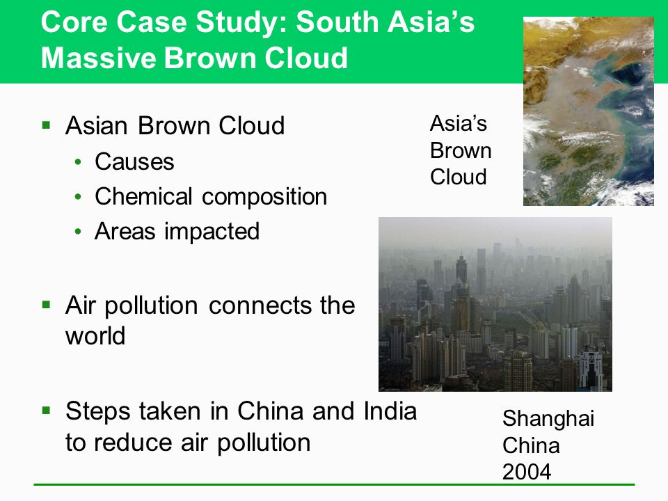 air pollution case study The office of pollution prevention has compiled these pollution prevention case studies to encourage by quantifying pollution air mobility, exploring.