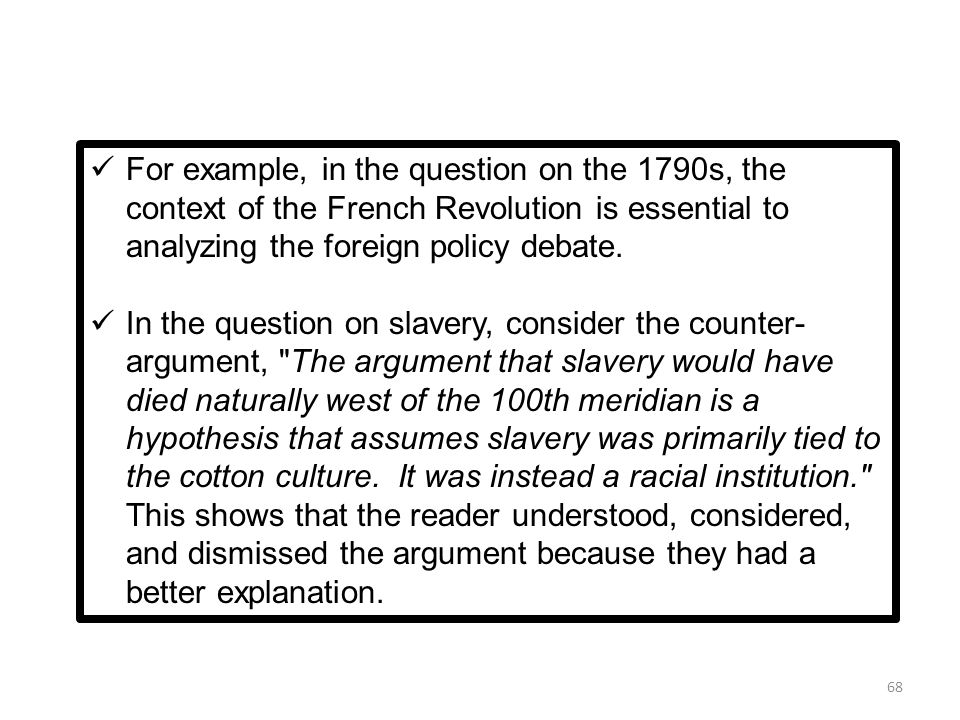 My essay question for AP Euro -- What specific incidents led to the outbreak of the Revolution?