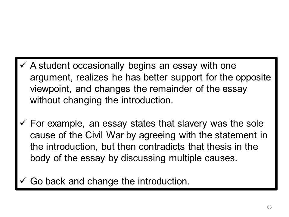 ib civil war essay questions