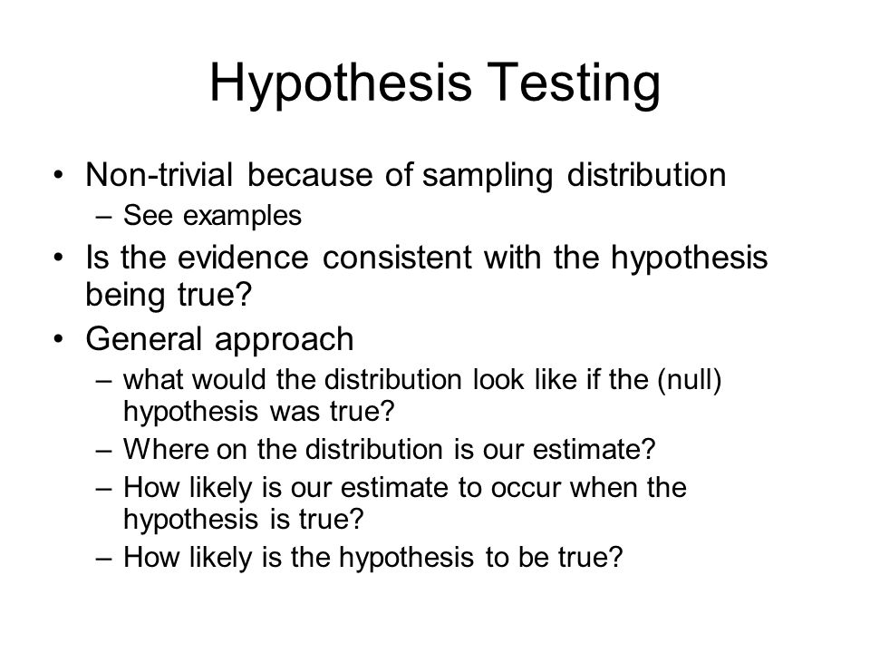 Null hypothesis - Wikipedia