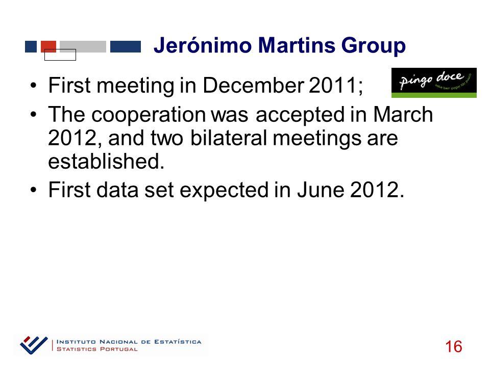 jerónimo martins group