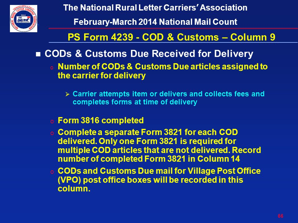 1 The National Rural Letter Carriers' Association February-March ...