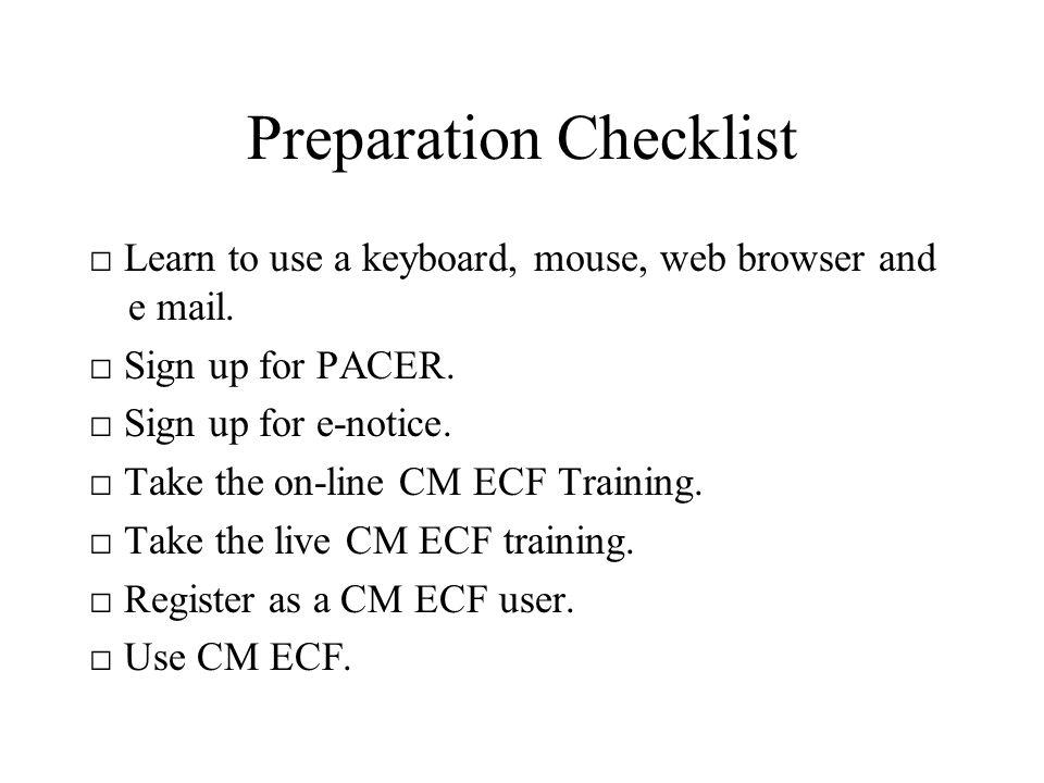 37 Preparation
