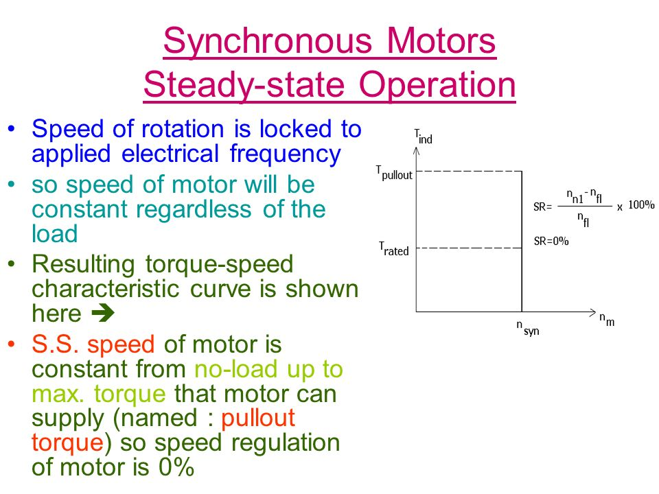 ENERGY CONVERSION ONE (Course 25741) CHAPTER SIX (& S.G. parallel op ...