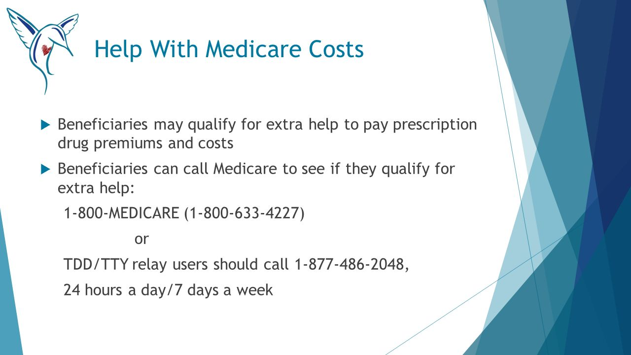 37 Help With Medicare Costs ρ� Beneficiaries May Qualify For Extra