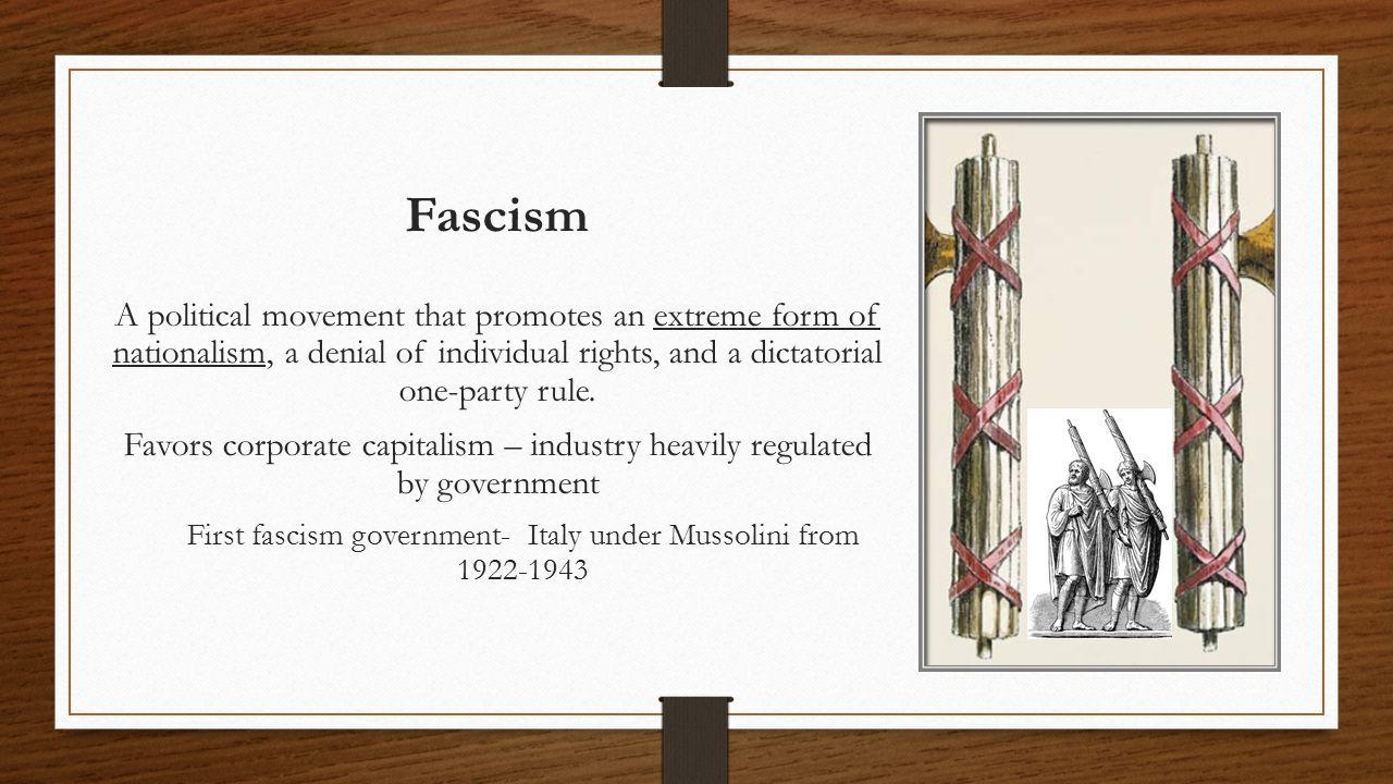 """Modern """"isms"""" Communism, Fascism, Nazism. Communism A system which ..."""